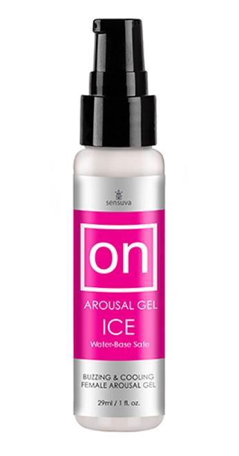 On™ For Her Arousal Gel Ice 1 Fl.oz. Bottle