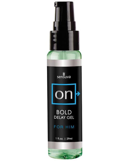 Bold Delay Gel 1 Fl.oz. Bottle