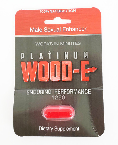 Wood-e Platinum Single front