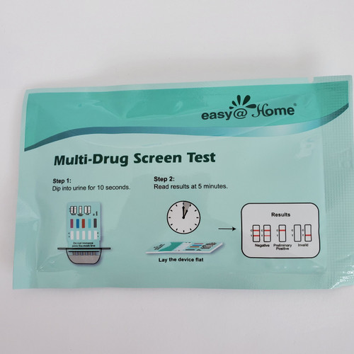 Easy Home 5 Panel Drug Test front
