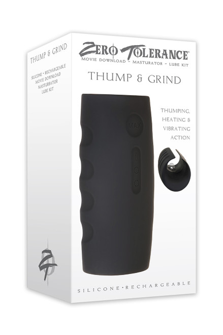 Thump & Grind Masturbator box front
