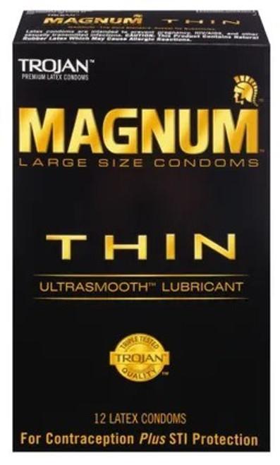 Trojan Magnum Thin 12s