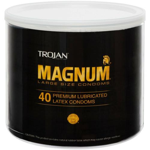Trojan Magnum 40 Pc Bowl