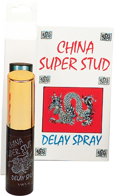 China Super Stud Spray – .44 Oz