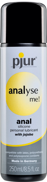 Pjur Analyse Me Anal Silicone 250ml