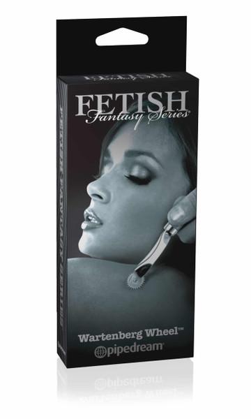 Fetish Fantasy Limited Edition Wartenberg Wheel box front