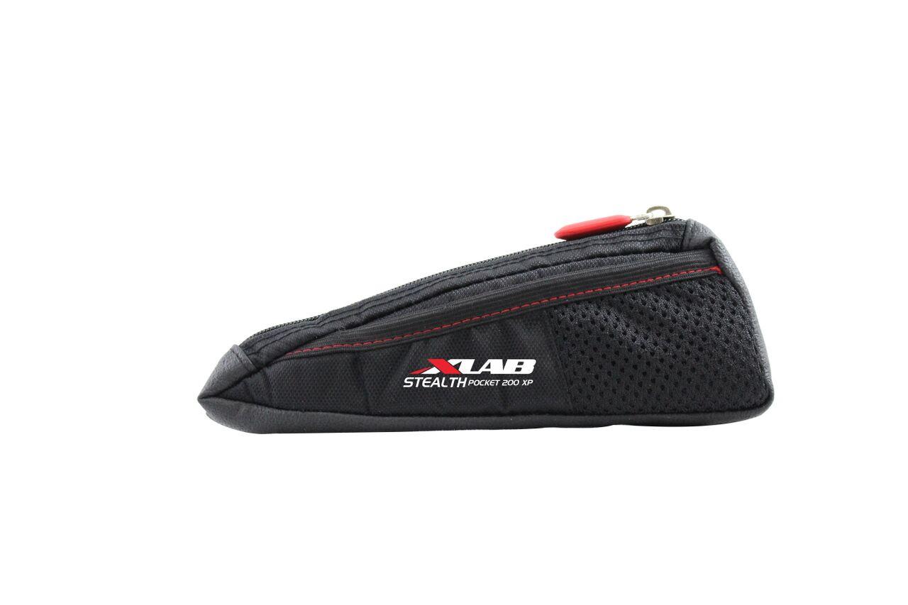 XLab Top Tube Bag Stealth Pocket 300 Black