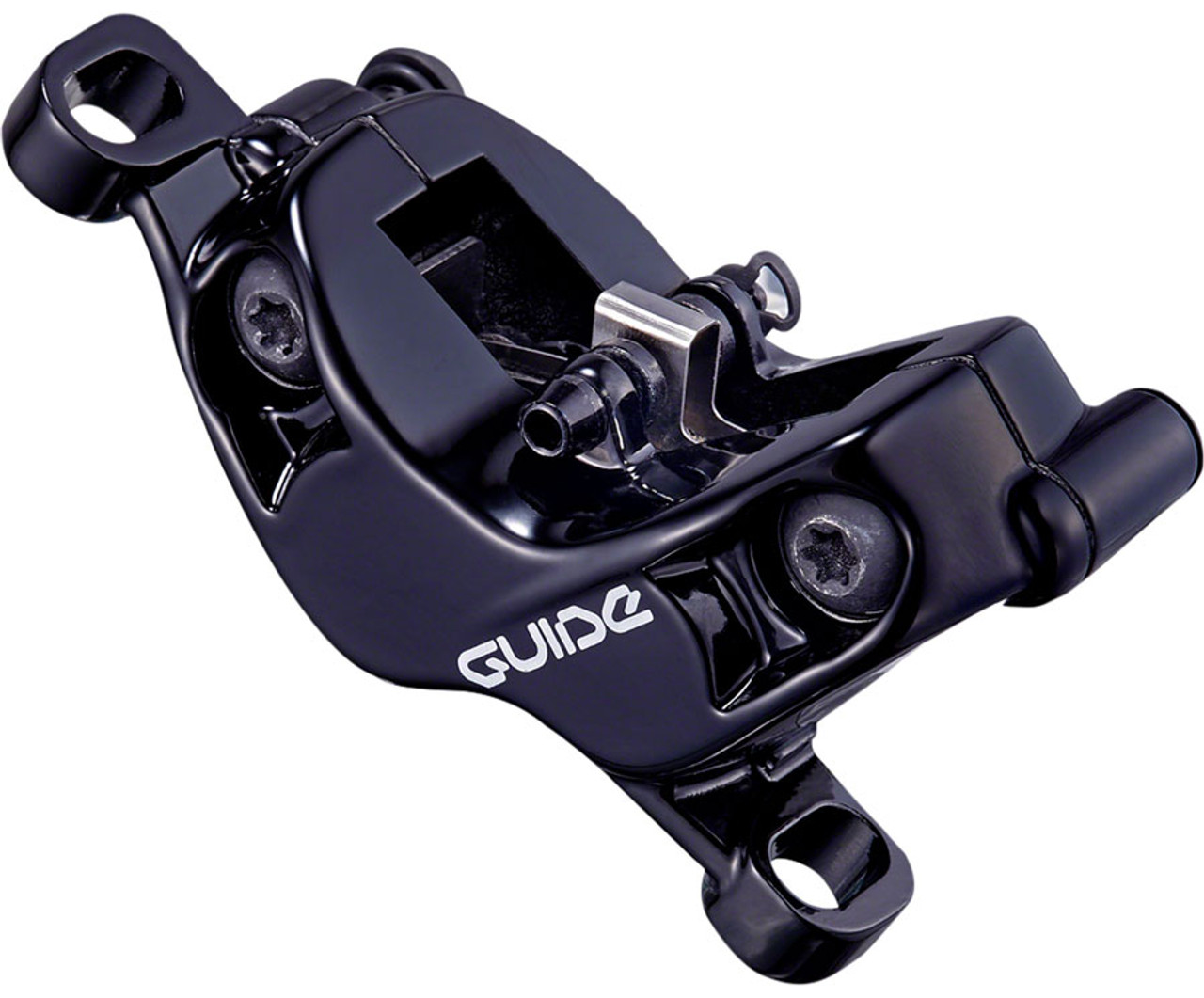 SRAM Red 22 Complete Flat Mount Caliper Assembly 18mm Front//Rear Disc Red