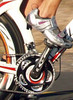 Bicycle Crank Arm Length, Gearing, and Metabolic Cost