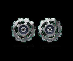 CeramicSpeed SRAM 11 Speed Pulley Wheels silver sport factory