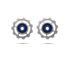 Ceramic Speed SRAM 10 Speed Pulley Wheels titanium coated