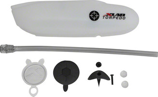 xlab torpedo reload kit white bottle with red logo sport factory