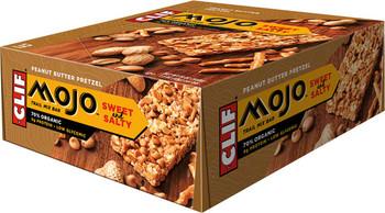 Clif Mojo Bar peanut butter pretzel