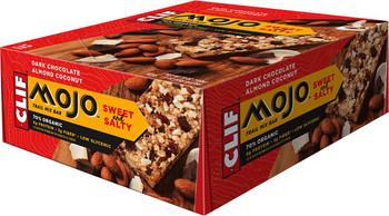 Clif Mojo Bar chocolate almond