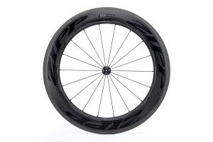 Zipp 808 Firecrest Carbon Clincher Rim Brake black front showstopper braking surface