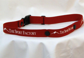 sport factory triathlon race number belt