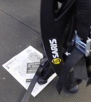 Saris Bones 3 Black Trunk Rack Out of Box sport factory