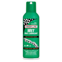 Finish Line Wet Lube 8oz Aerosol sport factory