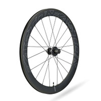 Easton EC90 Aero 55 Carbon Clincher Rear Tubular 11sp Shimano/SRAM