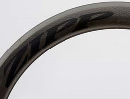 Zipp Matte Black Decal Kit for zipp wheels