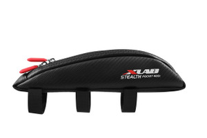 XLab Stealth Pocket 400 c carbon look Frame Bag 2477