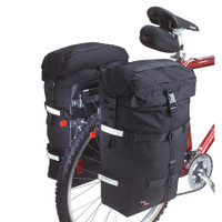 Inertia Designs Cam Expedition Panniers