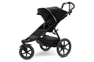 Thule Urban Glide 2 stroller black on black sport factory