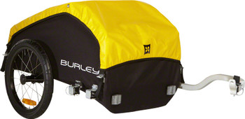 Burley Nomad Cargo Trailer for bikepacking