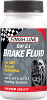 Finish Line, Brake Fluid - DOT 5.1 4oz - BD0040101 sport factory