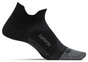 Feetures Elite Ultra Light No Show Tab black