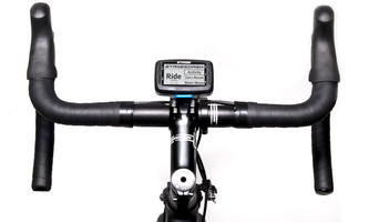 Stages Dash Cycle computer on road bike