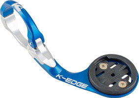 K-Edge Garmin Pro Mount Blue Silver