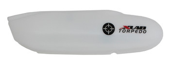 Xlab Torpedo Replacment Bottle White with Red Logo