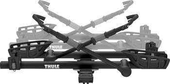 Thule T2 Pro XT Add On Black