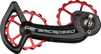 CeramicSpeed SRAM eTap OSPW Kit Red