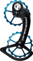 CeramicSpeed SRAM 10/11 Speed OSPW Kit Limited edition Blue Coated