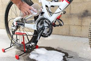 Xlab Bike Shuttle washing bike