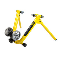 Cycleops Fluid Indoor Trainer yellow