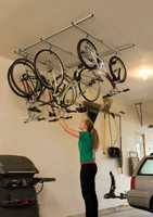 Saris Cycle Glide 4 Bike Ceiling Storage
