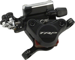 trp hybrid mechanical hydraulic disc brake caliper
