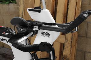 Xlab Hydro blade triathlon mounted hydration system