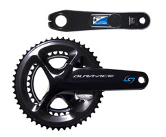 Stages LR Dura-Ace 9100 Dual Sided bi-lateral Crankset