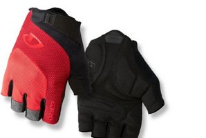 Giro Bravo Gel Glove red