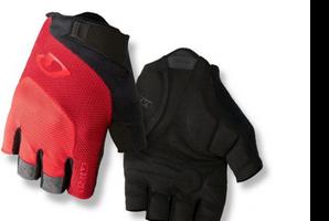 Giro Bravo Gel Glove red