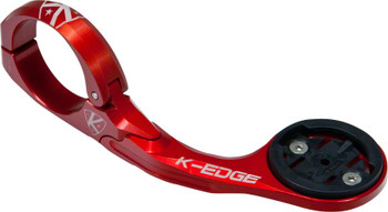 K-Edge Garmin Pro XL Mount red 31.8