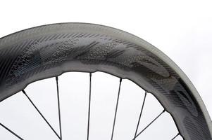 Zipp 858 NSW Carbon Clincher Rear SRAM/Shimano sawtooth