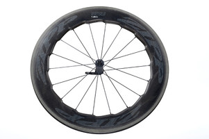 Zipp 858 NSW Carbon Clincher Front sport factory