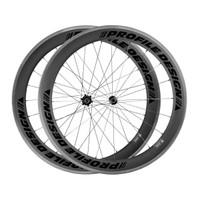 Profile 58 Twenty Four ii Carbon Clincher Wheelset sport factory