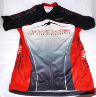 Zoca Team Cycling Top