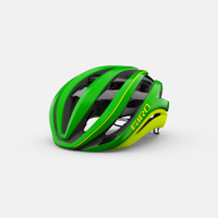 Giro aether spherical mips green and highlight yellow sport factory